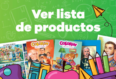 Lista de productos